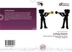 Bookcover of Lullaby Baxter