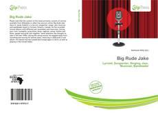 Обложка Big Rude Jake