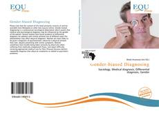 Capa do livro de Gender-biased Diagnosing