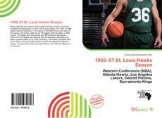 Bookcover of 1956–57 St. Louis Hawks Season