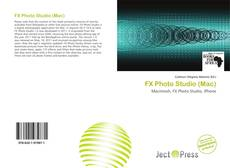 Couverture de FX Photo Studio (Mac)