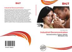Bookcover of Industrial Deconcentration