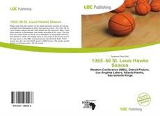 Bookcover of 1955–56 St. Louis Hawks Season