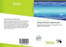 Copertina di Sony Ericsson Xperia pro