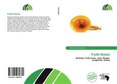 Обложка Faith Nolan