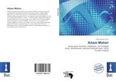 Buchcover von Adam Maher