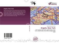 Capa do livro de Angola, New York