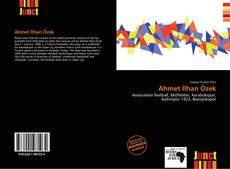 Bookcover of Ahmet İlhan Özek