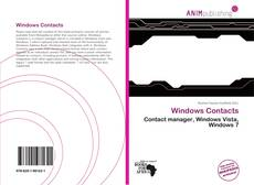 Bookcover of Windows Contacts