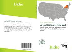 Couverture de Alfred (Village), New York