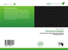 Bookcover of Harmony Compiler