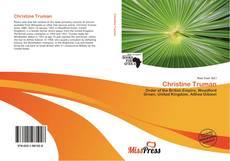 Bookcover of Christine Truman