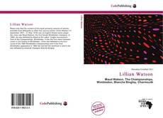 Bookcover of Lillian Watson