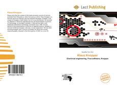 Buchcover von Klaus Knopper
