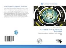 Bookcover of Clarence Ellis (Computer Scientist)