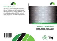 Buchcover von Martina Gledacheva