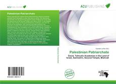 Bookcover of Palestinian Patriarchate