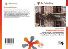 Bookcover of Bishop Middleham