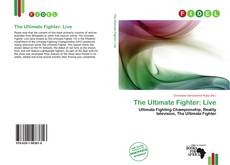Bookcover of The Ultimate Fighter: Live