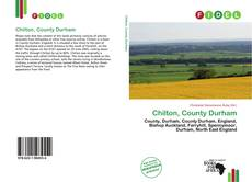 Buchcover von Chilton, County Durham