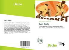 Couverture de Cyril Drake