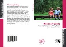 Missionary Dating的封面