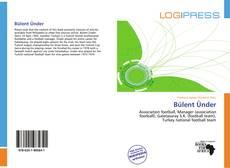 Capa do livro de Bülent Ünder