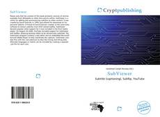 Bookcover of SubViewer