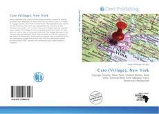 Capa do livro de Cato (Village), New York