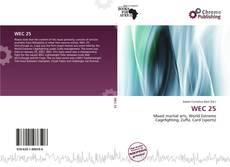 Обложка WEC 25