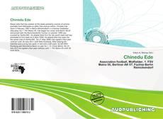 Chinedu Ede kitap kapağı