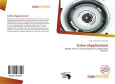 Buchcover von Usher (Application)
