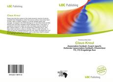 Bookcover of Claus Kreul