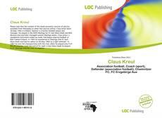 Claus Kreul的封面