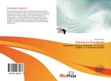 Clemens Fandrich的封面
