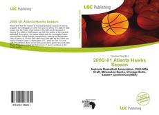 Bookcover of 2000–01 Atlanta Hawks Season