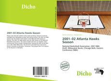 2001–02 Atlanta Hawks Season的封面