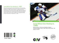 Обложка Juraj Mikuš (Ice Hockey b. 1988)