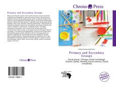Bookcover of Primary and Secondary Groups