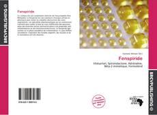 Bookcover of Fenspiride