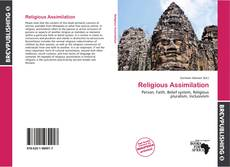 Couverture de Religious Assimilation