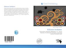 Edisson Jordanov的封面