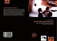 Обложка Xavier Desandre Navarre