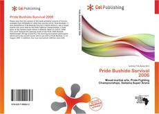 Portada del libro de Pride Bushido Survival 2006