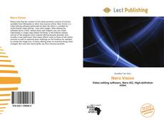Bookcover of Nero Vision