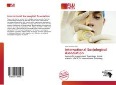 Copertina di International Sociological Association