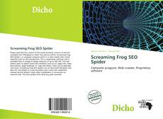 Обложка Screaming Frog SEO Spider