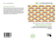 Capa do livro de Fábio Santos da Silva