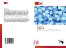 Buchcover von Forfone