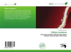 Bookcover of Gillian Justiana